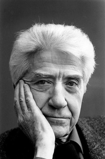 Alain Resnais Portrait